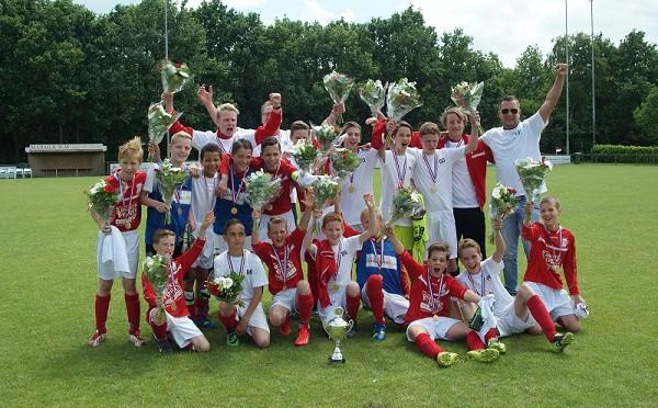 D1winnaar KNVB bekerfinale