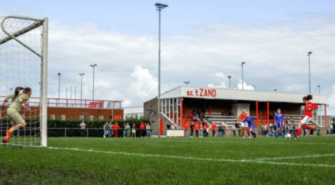 Sc 't Zand VR1 – Sc Buitenveldert VR2 (4-0)