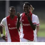 Joel Ideho naar Arsenal