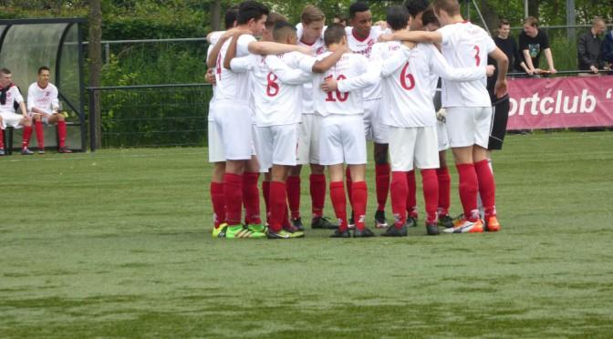 A1 toont veerkracht en verslaat FC Engelen