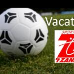 Vacature hoofdtrainer Sc 't Zand senioren 2