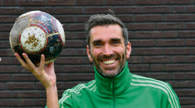 Johan Gabriëls nieuwe hoofdtrainer