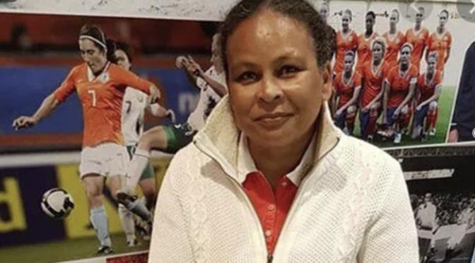 Mildred Baal nieuwe hoofdtrainer vrouwen 1
