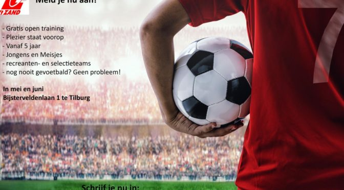 Gratis open training